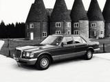 Mercedes-Benz S-Klasse UK-spec (W126) 1979–91 images