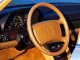 Mercedes-Benz S-Klasse (W126) 1979–91 photos