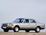 Mercedes-Benz S-Klasse (W126) 1979–91 pictures