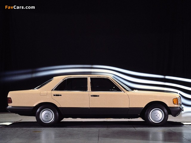 Mercedes-Benz 280 SE (W126) 1979–85 pictures (640 x 480)