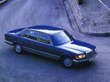 Mercedes-Benz 500 SEL (W126) 1980–85 images