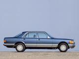 Mercedes-Benz 500 SEL (W126) 1980–85 photos