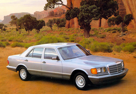 Mercedes benz 300 sd turbodiesel w126 1980 85 wallpapers for 1980 mercedes benz 300sd turbo diesel