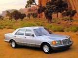 Mercedes-Benz 300 SD Turbodiesel (W126) 1980–85 wallpapers