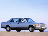 Mercedes-Benz 500 SEL (W126) 1980–85 wallpapers