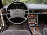 Mercedes-Benz S-Klasse Coupe (C126) 1981–91 images