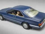 Mercedes-Benz 380 SEC UK-spec (C126) 1981–85 images