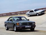 Mercedes-Benz S-Klasse Coupe (C126) 1981–91 photos