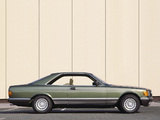 Mercedes-Benz S-Klasse Coupe (C126) 1981–91 pictures