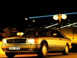 Mercedes-Benz 500 SEC (C126) 1981–91 pictures
