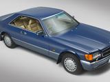 Mercedes-Benz 380 SEC UK-spec (C126) 1981–85 pictures