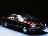 Mercedes-Benz 500 SEC (C126) 1981–91 wallpapers