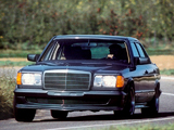 AMG 500 SEL (W126) 1982–85 images