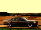 AMG 500 SEL (W126) 1982–85 pictures