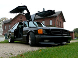 SGS 500 SEC Gullwing (C126) 1982–86 wallpapers