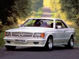 AMG 500 SEC 5.0 (C126) 1983–85 images