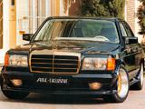 ABC Exclusive 500 SEL (W126) 1983 photos