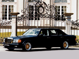 ABC Exclusive 500 SEL (W126) 1983 pictures