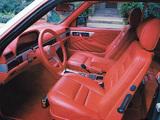 Benny-S Mercedes-Benz 500 SEC Panam (C126) 1984 images