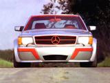 Benny-S Mercedes-Benz 500 SEC Panam (C126) 1984 pictures