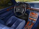 Mercedes-Benz 500 SEL Guard (W126) 1985–91 images