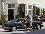 Mercedes-Benz 560 SEC (C126) 1985–91 images