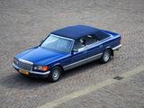 Caruna Mercedes-Benz 380 SEL 1985 images