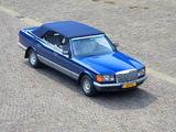 Caruna Mercedes-Benz 380 SEL 1985 photos