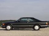 Mercedes-Benz 560 SEC (C126) 1985–91 pictures