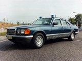 Mercedes-Benz 500 SEL Guard (W126) 1985–91 wallpapers