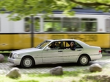 Mercedes-Benz S-Klasse (W140) 1991–98 images