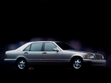 Mercedes-Benz S-Klasse (W140) 1991–98 images