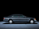 Mercedes-Benz 600 SEL (W140) 1991–92 images