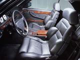 Neo Classics AMG 560 SEC 6.0 Widebody (C126) 1991 images