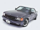 Neo Classics AMG 560 SEC 6.0 Widebody (C126) 1991 photos