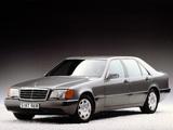 Mercedes-Benz 600 SEL (W140) 1991–92 photos