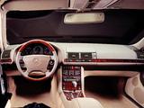 Mercedes-Benz S-Klasse (W140) 1991–98 photos