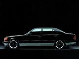 Brabus Mercedes-Benz S-Klasse (W140) 1991–93 pictures