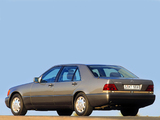 Mercedes-Benz 600 SEL (W140) 1991–92 pictures