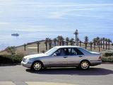 Mercedes-Benz S-Klasse (W140) 1991–98 wallpapers