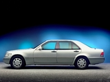 Mercedes-Benz S 500 Guard (W140) 1993–98 images