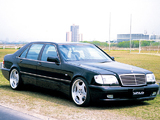 WALD Mercedes-Benz S-Klasse (W140) 1993–98 images
