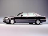 Mercedes-Benz S 600 L (W140) 1993–98 pictures