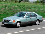 Mercedes-Benz S 350 Turbodiesel (W140) 1996–98 wallpapers
