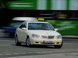 Mercedes-Benz S-Klasse Taxi (W220) 1998–2002 images