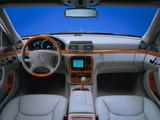 Mercedes-Benz S 500 L (W220) 1998–2002 images