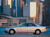 Mercedes-Benz S 500 L (W220) 1998–2002 photos
