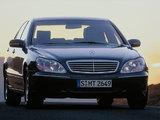 Mercedes-Benz S 320 (W220) 1998–2002 photos