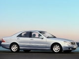 Mercedes-Benz S 320 (W220) 1998–2002 pictures