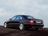Carlsson Mercedes-Benz S-Klasse (W220) 1998–2005 wallpapers